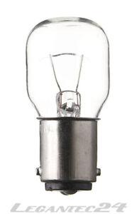Bombilla 220-260v 6-10w ba15d 22x48mm bombilla pera 220-260 voltios 6-10 vatios nuevo  </span>