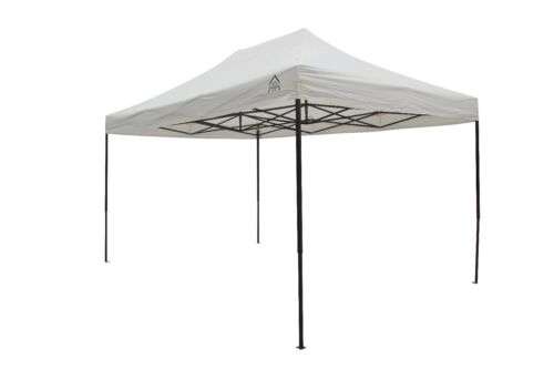 Toutes saisons kiosques 3mx4.5m Heavy Duty Waterproof Pop Up Gazebo Premium Marquee