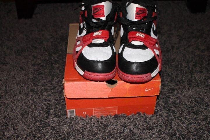 Nike Air Trainer SC 3  Bo Jackson's Very Rare Euro Release