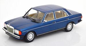 Mercedes-280E-W123-1977-dunkelblau-metallic-1-18-KK-Scale-180352