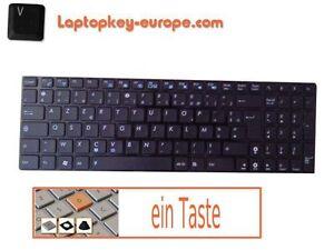 Taste-Ersatztaste-Tastatur-ASUS-K51AC-K51AE-Typ-Chiclet-Schwarz
