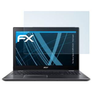 atFoliX-2x-Protecteur-d-039-ecran-pour-Acer-Spin-5-SP515-51-15-6-inch-clair