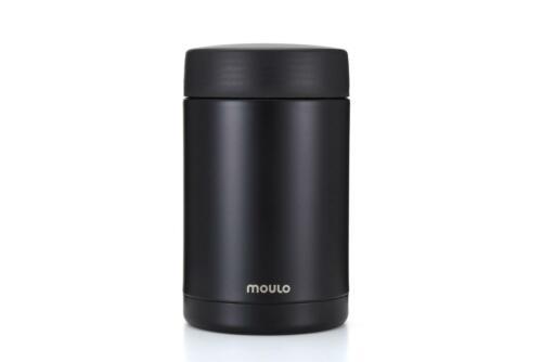 500 ml NEU und OVP! moulo Edelstahl Thermo-Speisegefäß mit Isolierung