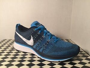 Nike flyknit Trainer Squadron Blue Air