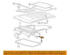 2005 chevrolet trailblazer lt sunroof motor 12473034 ebay rh ebay com OEM Parts Diagram 2006 Ford F-150 Grill OEM Parts Diagram 2006 Ford F-150 Grill