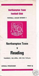 NORTHAMPTON-TOWN-V-READING-4TH-DIVISION-15-4-76