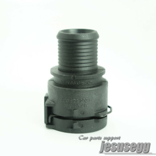 New Coolant Hose Quick Connector for  AUDI Q5 09-13 A6 S6 12-14 8R0 122 293 F