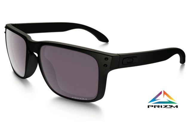 58a27fd71f New Oakley Covert Collection Holbrook Matte Black w Prizm Daily Polar  OO9102-90