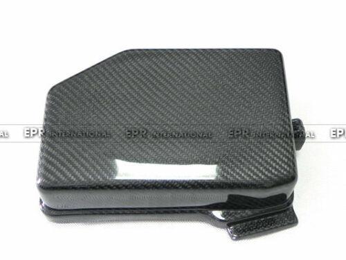 For 93-98 TOYOTA Supra MK4 JZA80 OE style Carbon Glossy Interior Fuse Box Cover