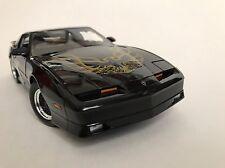 GREENLIGHT 12835 1988 88 PONTIAC FIREBIRD TRANS AM GTA 1/18 BLACK 1 Of 400