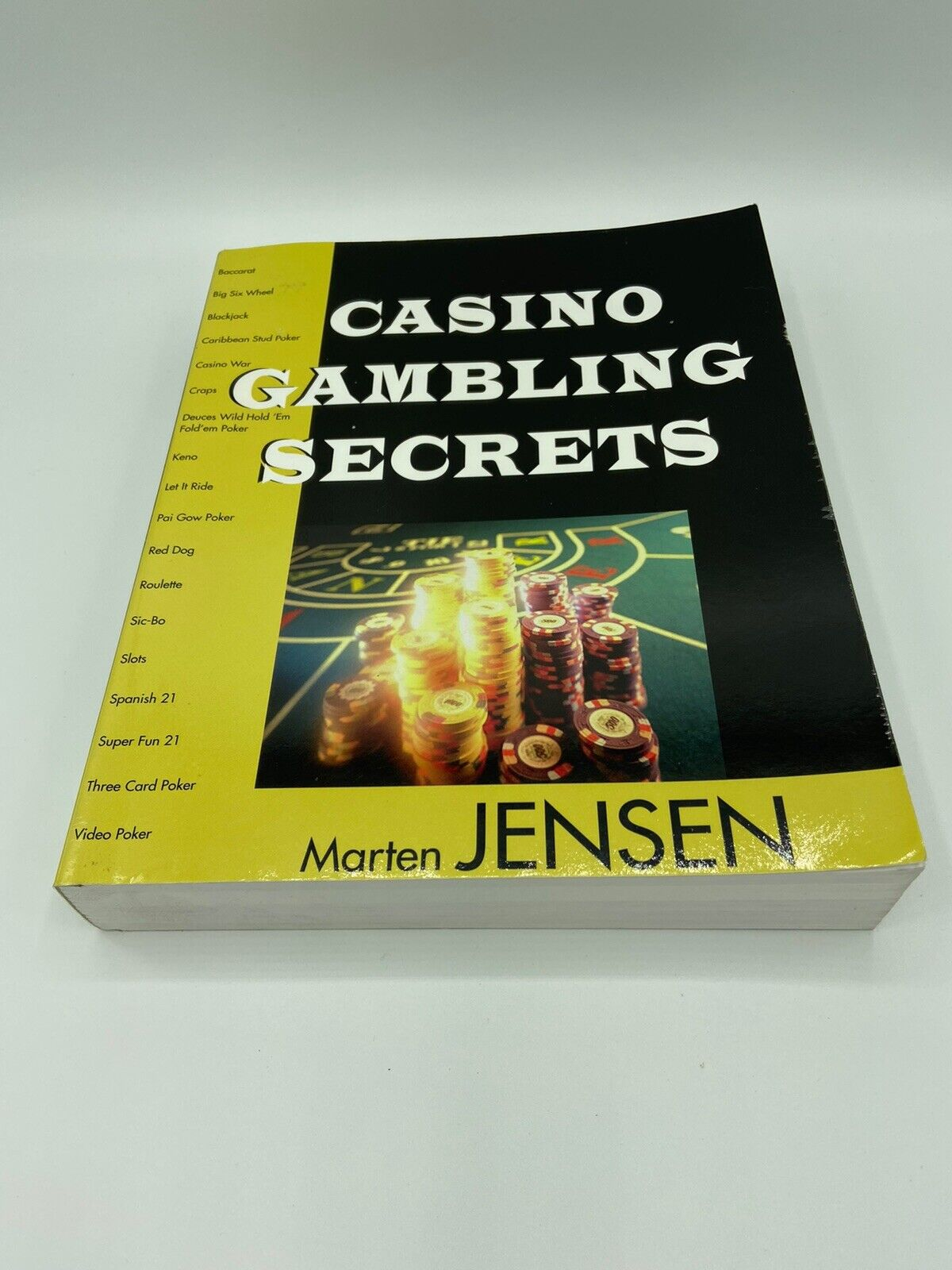 Gambling with secrets