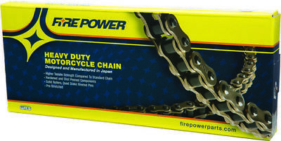 Fire Power 520 x 130 Links FPH HD Series Non Oring Natural Drive Chain 692-5130