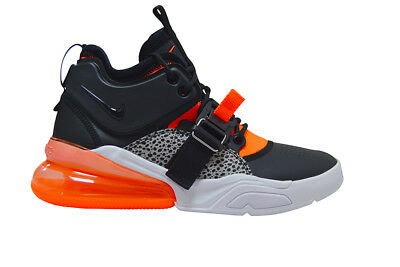 Da Uomo Nike Air Force 270 * RARO * Safari AH6772004 Nero Hyper Crimson WOLF GRE | eBay