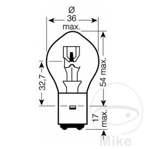 For-Honda-XR-650-R-2001-JMP-BILUX-Bulb-12V-35-35W