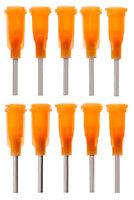 Needle, 15 Gauge 1/2in Long Blunt 10-pack