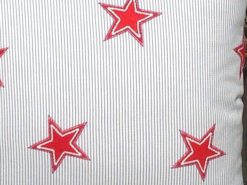 Coussin couverture faite dans les textiles prestigieux TRIBORD DE MARINE