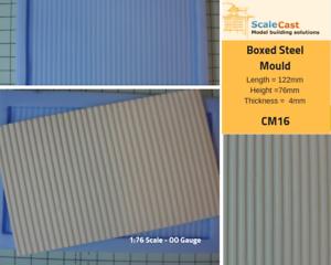 Contemplatif Boxed Steel Mould - Oo/ho Gauge Model Railway Scenery - Cm16