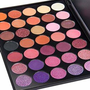 Morphe-Eyeshadow-Makeup-Set-Eyeliner-35-Color-Palette-Pro-Kit-High-Pigmented-New