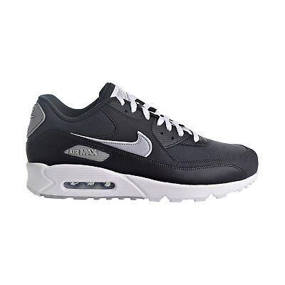newest d7e93 635a4 Nike Air Max 90 Essential Men s Shoes Anthracite Wolf Grey White AJ1285-005