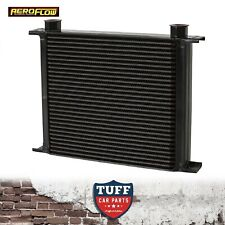 Heavy Duty Transmission Aluminum Oil Cooler with 9 Electric Fan