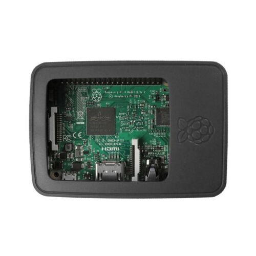 3 Model B B+ ABS Case Enclosure Box Cover Protective Shell For Raspberry Pi 2