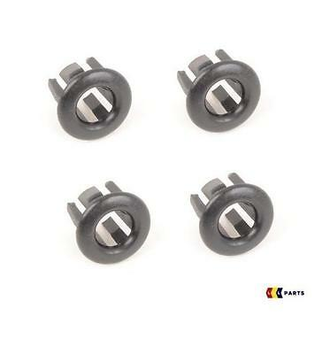 Genuine Grommet for Door Lock Rod 2pcs Front=Rear LH=RH Fits BMW X5 E53 00-06