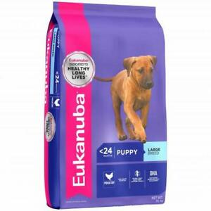 NEW-Eukanuba-Complete-Balanced-Chicken-Puppy-Large-Breed-Dry-Puppy-Food-15kg