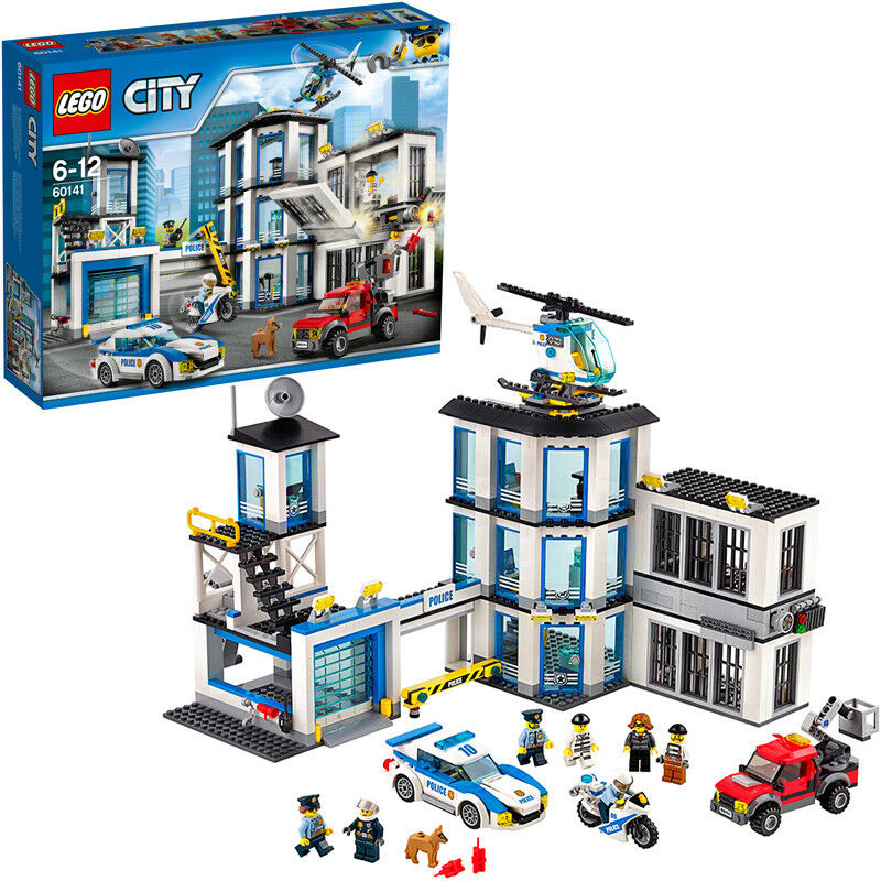 LEGO ® City Polizeiwache 60141
