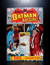 COMICS: DC: Detective Comics #392 (1969), 1st Jason Bard app - RARE (batman)