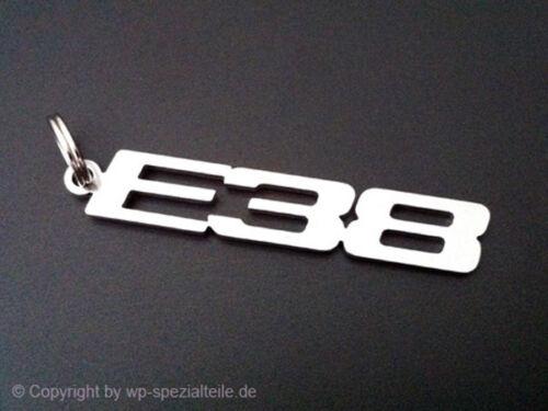 BMW E38 Club - Брелок E38