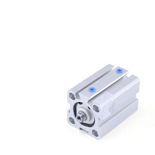 SDA16 16 mm alésage 5-100 Mm avc pneumatique air cylinder M5 X 0.8 filetage femelle