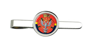 Leicestershire and Derbyshire Yeomanry British Army Tie Clip