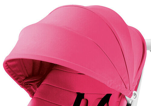 Quinny Moodd Canopy Pink Passion