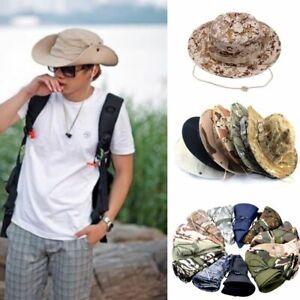 large-bord-seau-chapeau-des-tactiques-militaires-camouflage-sun-hommes-pac