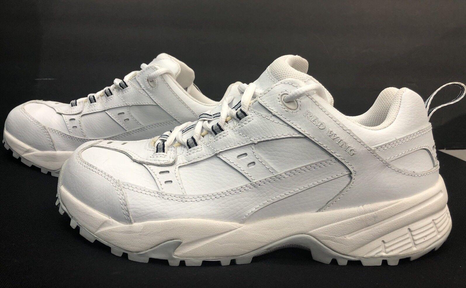 rojo Wing blancoo Trabajo Zapatillas para mujer mujer mujer zapatos de riesgo eléctrico (EH) US 10 B  Web oficial