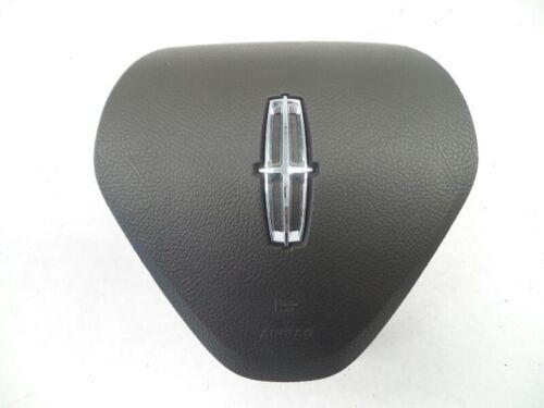 2011-2015 LINCOLN MKX LEFT DRIVER SIDE WHEEL AIRBAG BLACK AIR-BAG  12 13 14 15