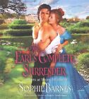 The Earl's Complete Surrender by Sophie Barnes (CD-Audio, 2015)