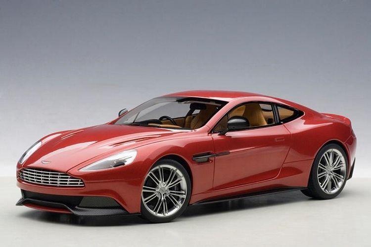Autoart Aston  Martin Vanquish Volcan Rouge Composite Model 1 18nouveau  magasin fashional à vendre