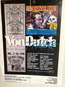 VON-DUTCH-TRIBUTE-ART-SHOW-POSTER-JUNE-1996-SUZANNE-WILLIAMS-MOUSE-COOP-KOZIK