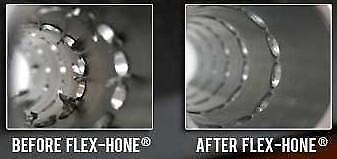 "Brush Research GB41818 FLEX-HONE 4-1//8/"" Cylinder Hone w// 180 Grit 105mm"