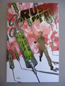 JAMES-BOND-ORIGIN-8-1-10-Dan-Panosian-Virgin-Art-Variant-Dynamite-Comic-Book-NM