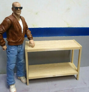 1-10-Scale-Table-Action-Figure-Garage-Crawler-Diorama-doll-house-Accessories