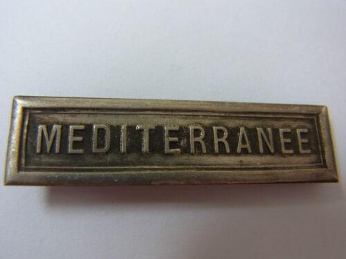 AGRAFE BARRETTE MÉDITERRANÉE