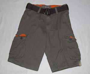 29 Storm Green Size Point Shorts Baileys cintura Mens Cargo 745121970213 con 1xSCwq