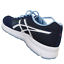 ASICS-WOMENS-Shoes-Patriot-8-Indigo-Blue-White-amp-Fuchsia-Purple-T669N-4901 thumbnail 4