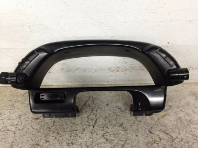 R32 GTR32 BNR32 Cluster Speedometer Surround Cover Case JDM 1989 - 1993 OEM USED