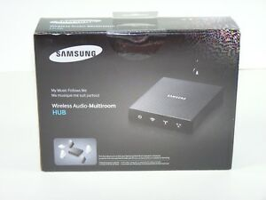 Samsung-WAM250-Wireless-Audio-Multiroom-HUB-NEW-SEALED