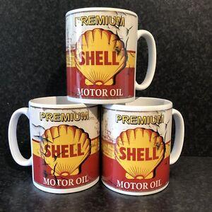 Retro Motul Motor Oil Vintage Mechanic Gift Garage Tea Coffee Mug Cups