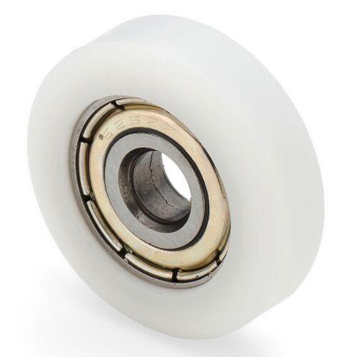 4 x Shower Door Rollers//Runners//Wheels 22mm Wheel Diameter Z5