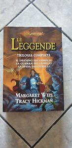 DRAGONLANCE-TRILOGIA-COMPLETA-LE-LEGGENDE-DI-MARGARET-WEIS-E-TRACY-HICKMAN